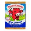 Сир плавлений Весела Корівка Вершковий з вітамінами 46% 90г