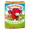 Сир плавлений Весела Корівка із зеленню та часником вершковий 50% 90г